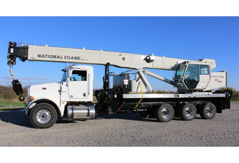 Manitowoc Cranes will showcase a trio of cranes that thrive in utilities applications at the International Construction and Utility Equipment Exposition 2017 (ICUEE). At outdoor booth N2021, the company will highlight the Grove GHC30 telescoping crawler crane and a pair of National Crane boom trucks: the NBT45-1 and 890D. All three machines will be outfitted with special attachments to better show their effectiveness in the utilities market, and two of them — the GHC30 and NBT45-1 — will be shown at ICUEE for the first time.