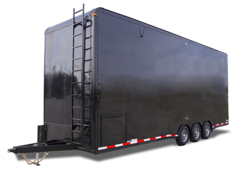 Race Trailer Stackers